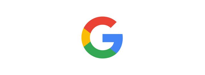 Ícone do novo logo do Google