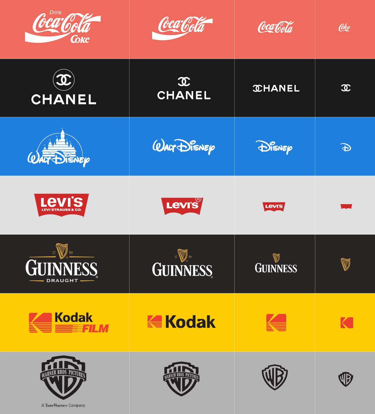 logos responsivos