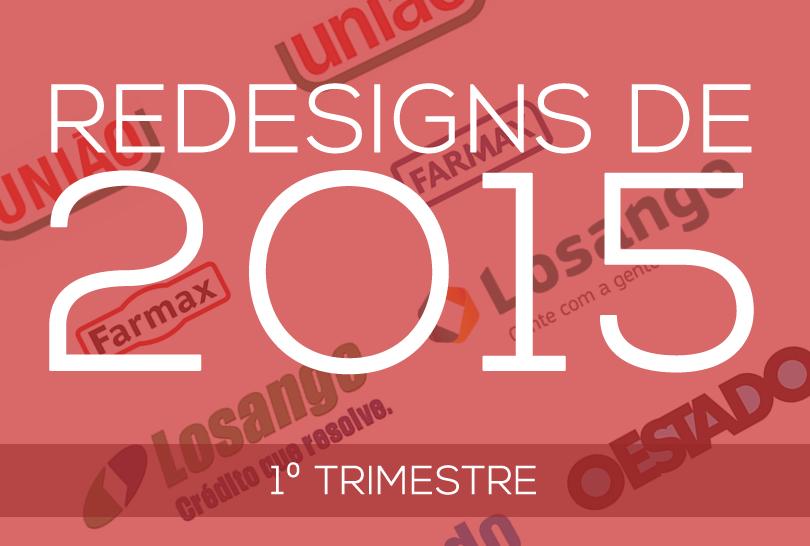 redesigns de 2015