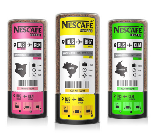 nescafe travel 2