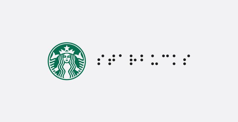 logos em braille
