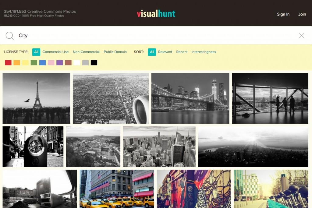 Visual Hunt Banco de Imagens Gratis