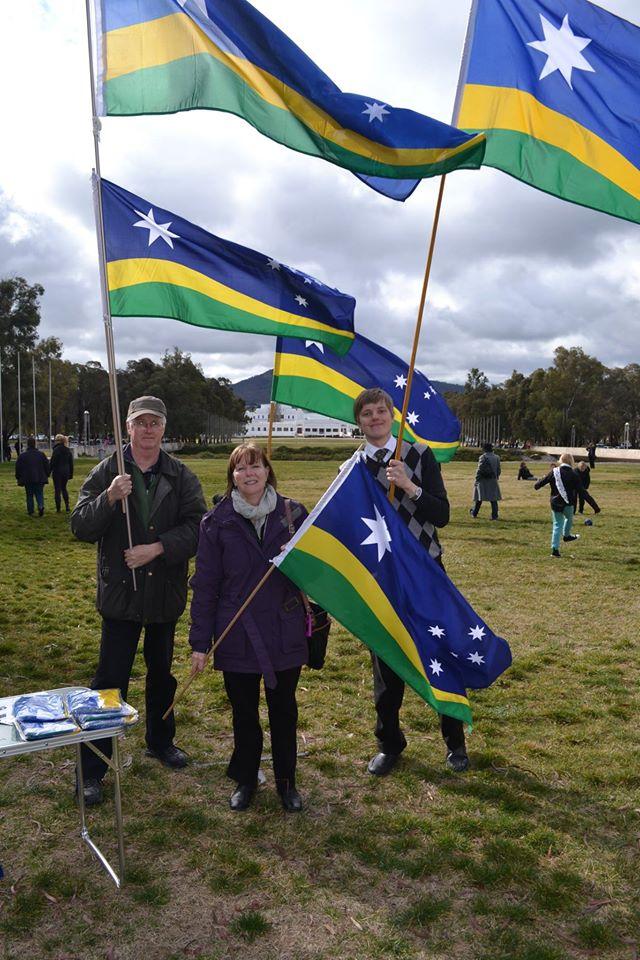 Australianos têm apoiado em massa o projeto Southern Horizon
