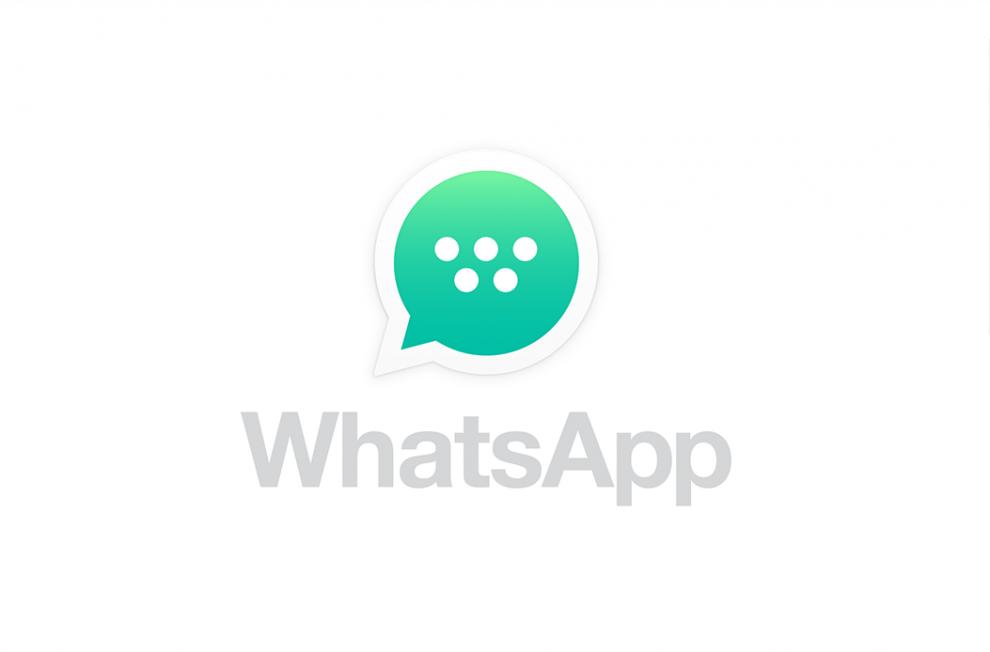 novo logo whatsapp