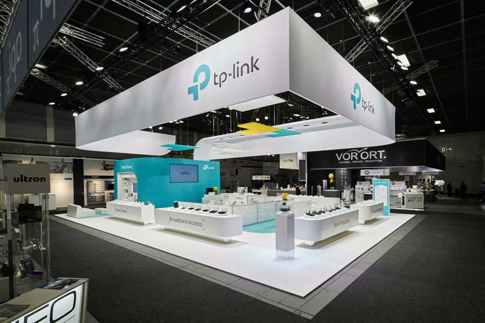 TP-LINK - IFA 2016 Berlin - Expotechnik