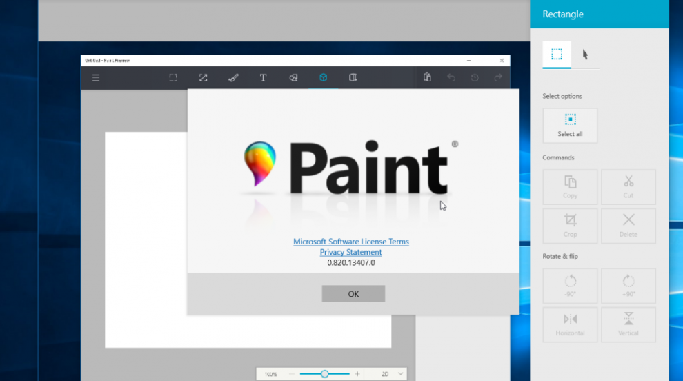 novo paint windows 10