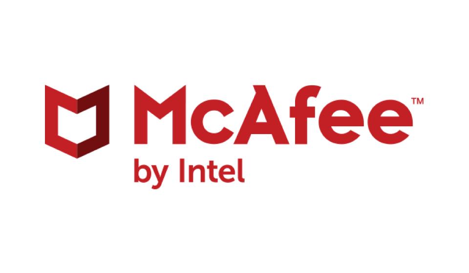 novo logo McAfee