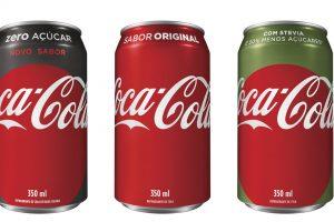 Novas embalagens Coca-Cola marca única
