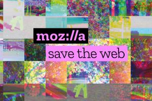 novo logo da Mozilla
