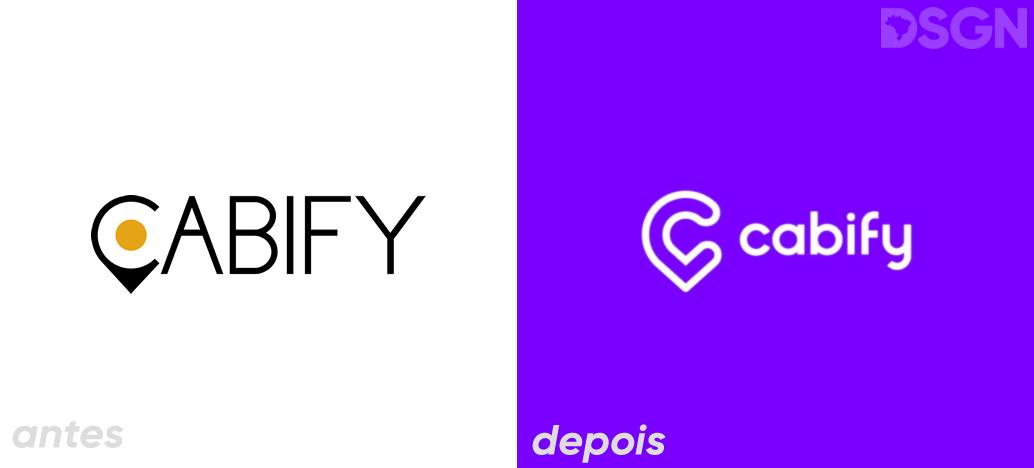 nova identidade da cabify