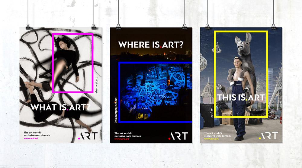 domínio .art