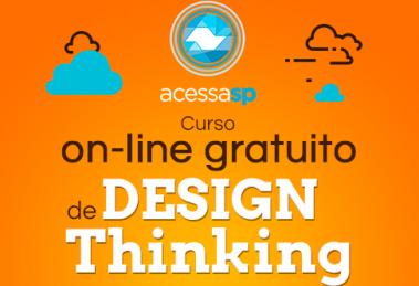 curso on-line gratuito de Design Thinking