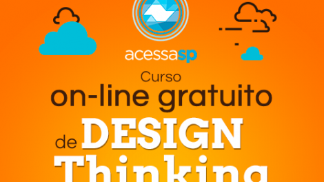 curso on-line gratuito de Design Thinking
