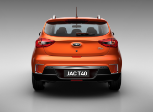 nova identidade visual JAC Motors
