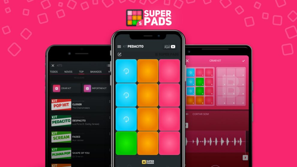 Design em aplicativos mobile