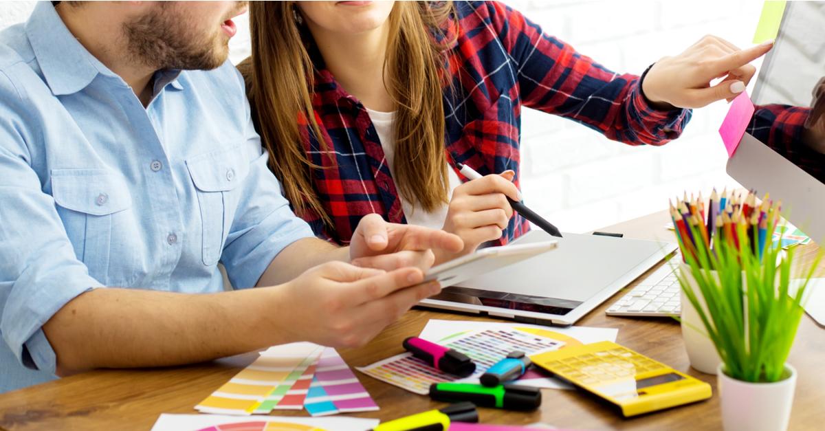 pesquisa mostra mercado aquecido para publicidade e propaganda e design