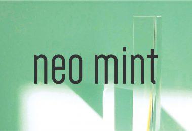 neo mint, cor do ano 2020 segundo a wsgn