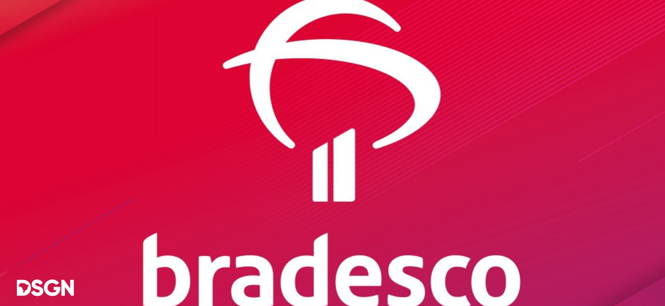 Nova identidade Bradesco