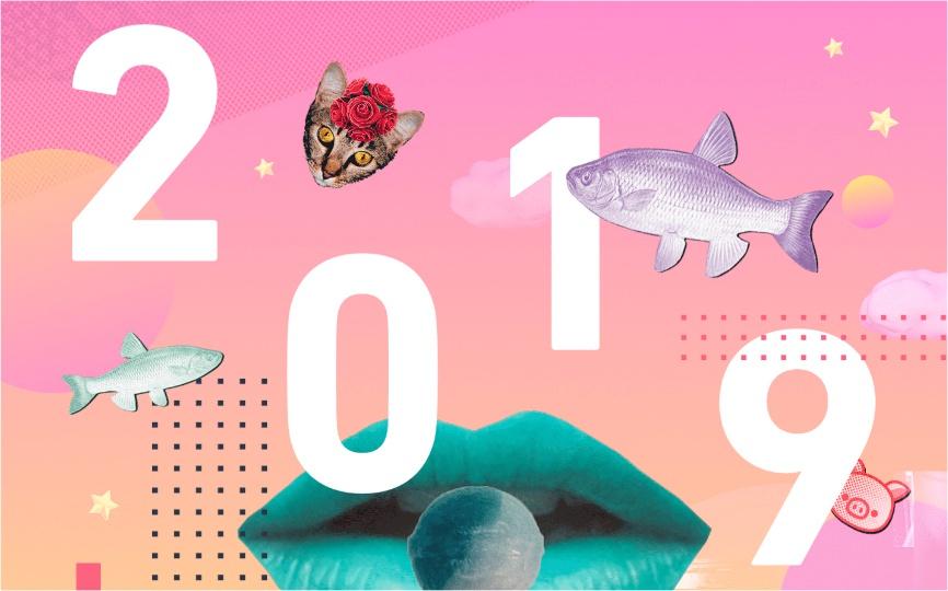 tendencias design 2019