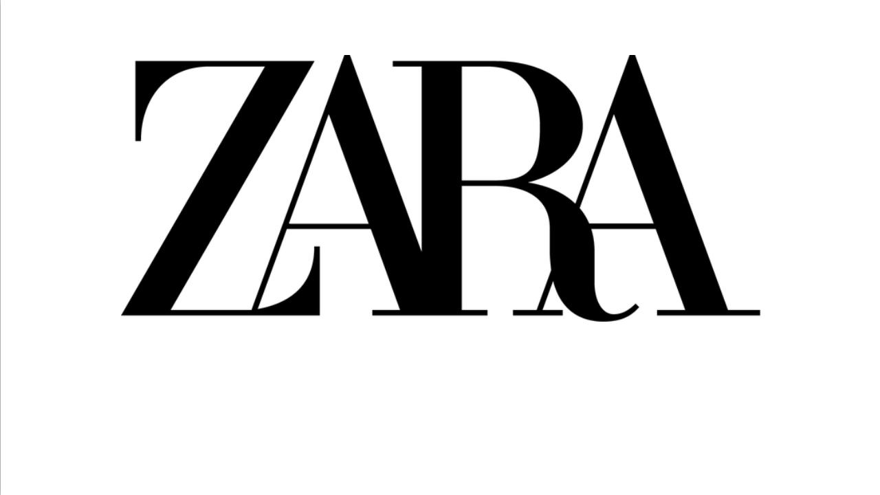 novo logo zara