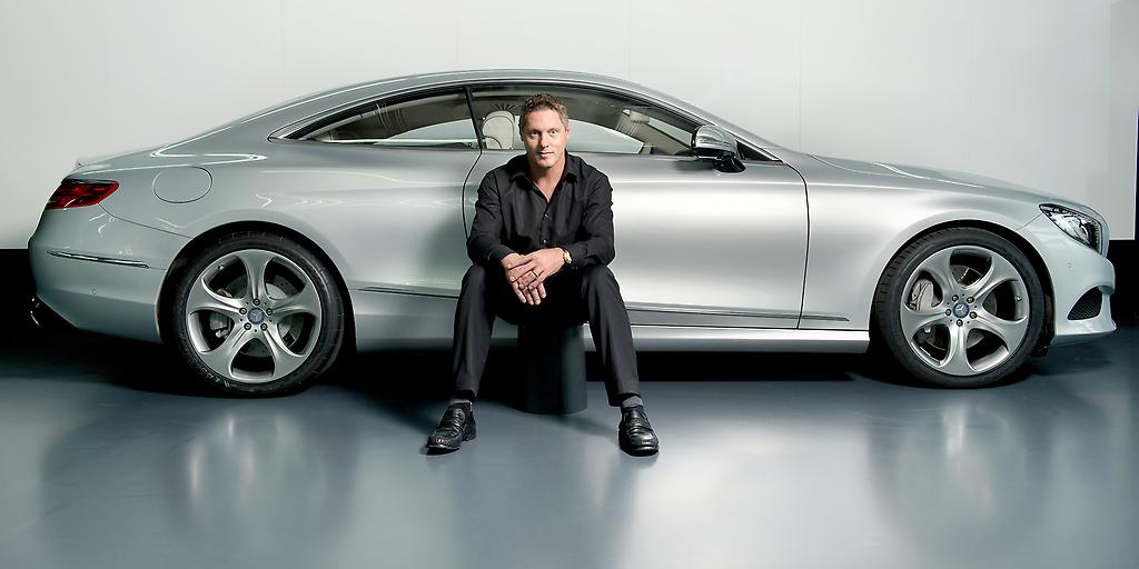 Gorden Wagener - Designer Automotivo
