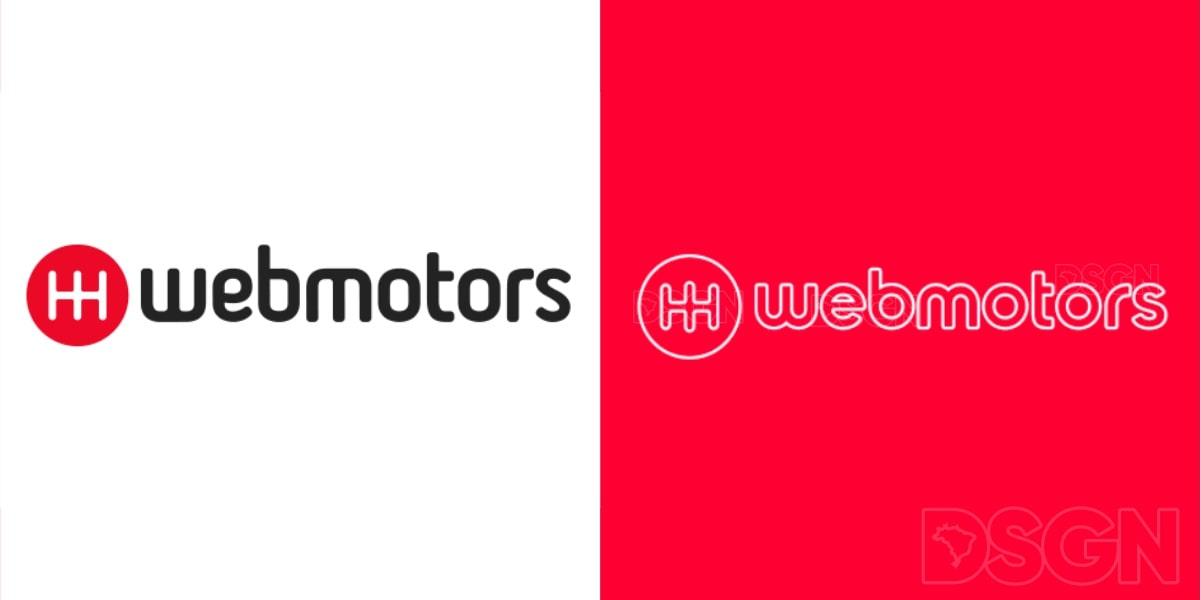 novo logo webmotors