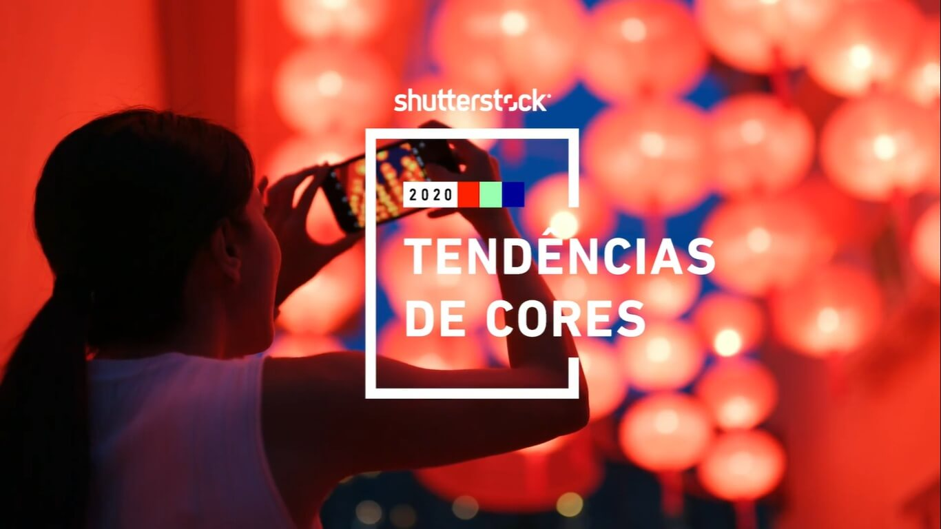 tendencias de cores