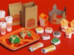 Burger King apresenta nova identidade visual